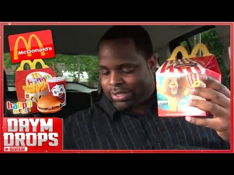 McDonalds Happy Meal Review