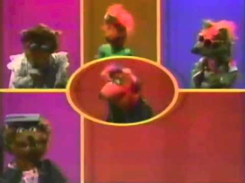 Sesame Street - The Big Wolf Family