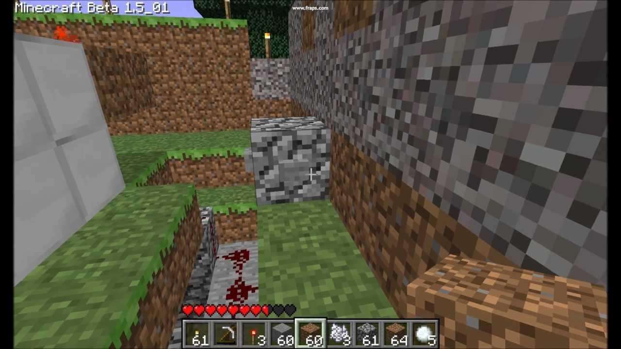 Dispenser dropping sand/gravel blocks - Minecraft Forum