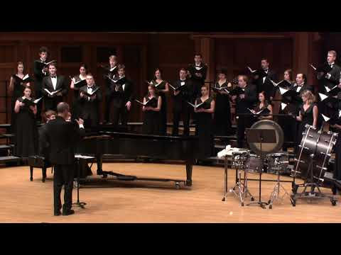 O Son of Spirit - Lawrence University Concert Choir - 11.10.17