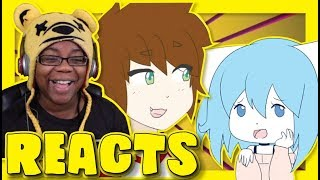 Our First Date Ft SweetoTOONS by Wolfychu   Storytime Animation Reaction