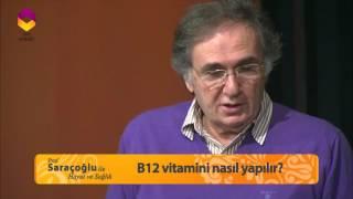 Prof. Dr. İbrahim Saraçoğlu'ndan Doğal B12 Vitamini Yapılışı