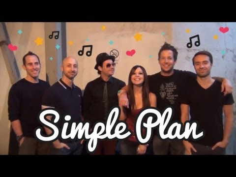 AGARRALE LAS POMPIS!! con SIMPLE PLAN!
