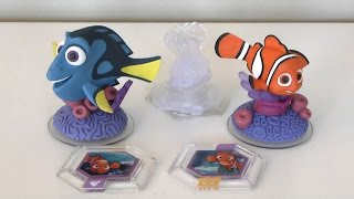 Final Disney Infinity UNBOXING Dory and NEMO Playset