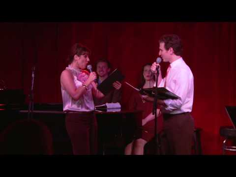 No Words - Stephanie J. Block and Sebastian Arcelus