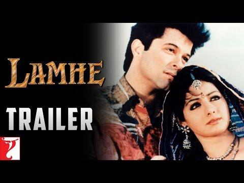 Lamhe - Trailer | Anil Kapoor | Sridevi