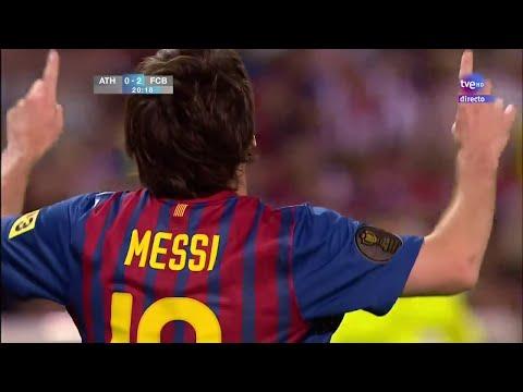 Copa del Rey 2012 Final - Bilbao vs Barcelona (FULL MATCH HD 50fps)