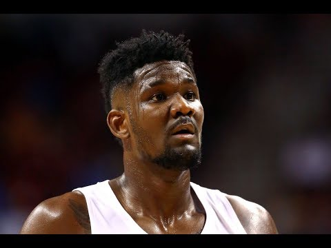 DeAndre Ayton Gets Bullied By 76ers&Forgets How To Play Basketball!