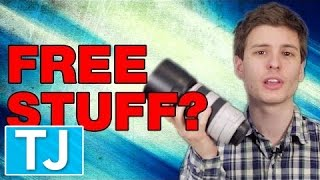 How to Get Stuff for Free