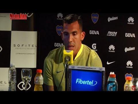 Tin Thể Thao 24h Hôm Nay (7h - 10/1): Thất bại tại Trung Quốc, Carlos Tevez trở lại Boca Juniors | tin the thao 24h hom nay