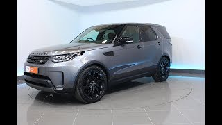 Land Rover Discovery 3.0 TD6 HSE 4X4