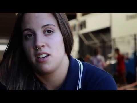 Entrevista a Irene Martinez Santiago. Record-Woman Nacional (cat. -63 kg) Halterofilia