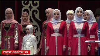 В Грозном прошла первая игра Х Республиканского телевизионного конкурса-фестиваля «Синмехаллаш»