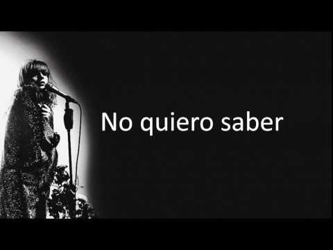 Florence Welch - I Don't Wanna Know [Subtitulada en español]