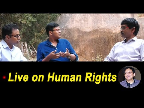 Live Show with Babu Gogineni Facebook Group Members on Human Rights Day | Telugu Popular TV