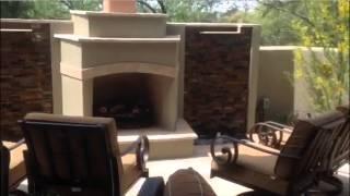 Outdoor Rooms, Outdoor Living Spaces: Landscaping Phoenix