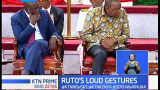 Why DP William Ruto was locked out from Uhuru-Raila meeting at Bomas