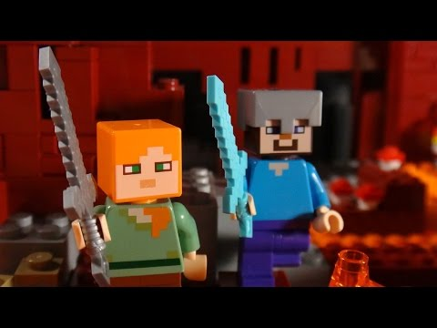 LEGO MINECRAFT - SUPER MEGA COMPILATION