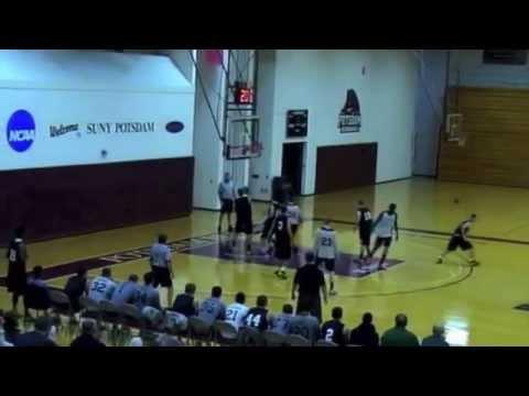 Potsdam Men's Basketball vs. North Country Community College