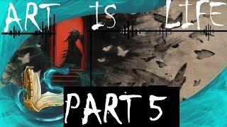 "ART IS LIFE - (Part 5) ""Maura's Choice"" - Lore Spotlight - League of Legends"