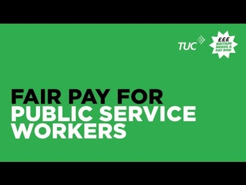 A message of solidarity to public service workers Frances OGrady