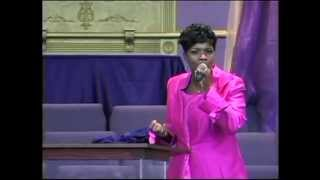 Prophetess Latrice Ryan..3rd Service in Charleston, WV -Women Conference.