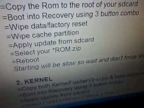 Instalando a Rom TechnoDuos 1.5 BDSky no Galaxy Y Duos GT-S6102