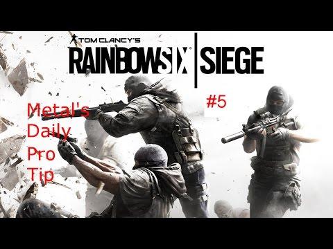 Rainbow Six Daily Pro Tip #5 - Use the ACOG Sight!