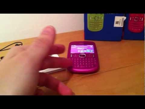 fr Nokia Asha 200 / 201 liberacion nokia asha 201 movistar Nokia Asha
