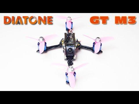 Diatone 2018 M3 PLUS - Random Speed Runs - 2018-03-25