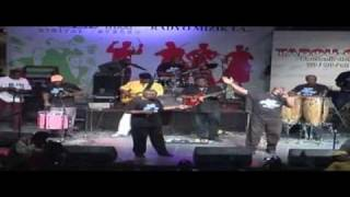 Tabou Combo In Historical Radio Superstar 20 Th Anniversary Reunion 2008 Haiti Patage