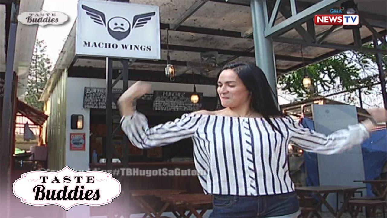 Taste Buddies: 'Macho' food with Jennylyn Mercado