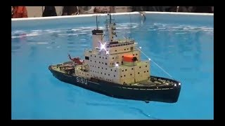 Erlebniswelt Modellbau Messe Erfurt 2018 Schiff