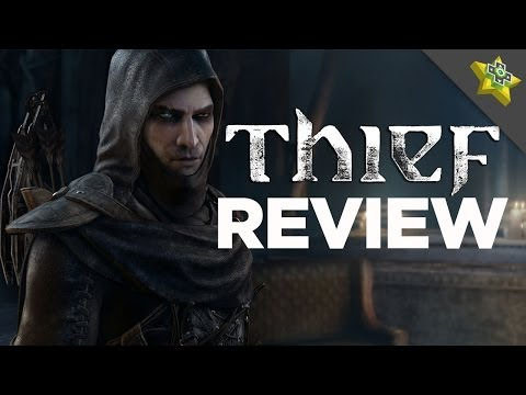 THIEF Review! Adam Sessler Reviews