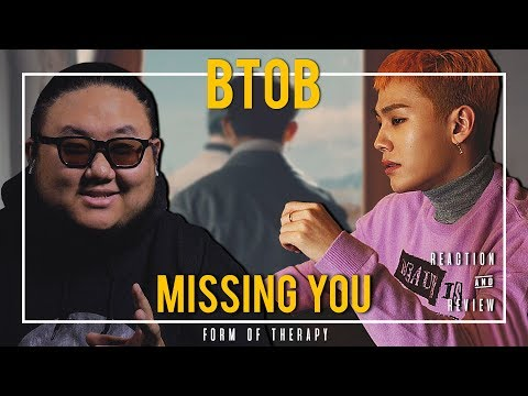 """Producer Reacts To BTOB """"Missing You"""""""