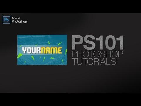 Photoshop Tutorials PS101 - FIFA 16 Wallpaper