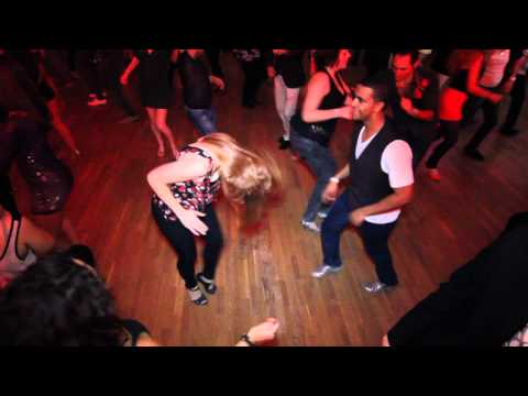 3am Sunday Night @ Warsaw Salsa Fest Mambo flr vid#1