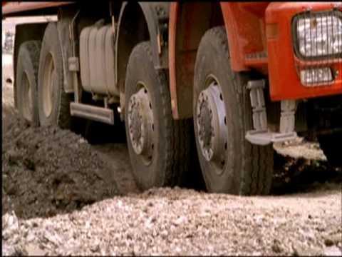 Camiones  Actros Para Mineria.mov