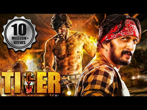 Sudeep The Tiger (2016) Full Hindi Dubbed Movie | South Indian Movies Dubbed In Hindi Full Movie