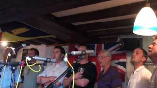 Cornwall My Home by Scilly shanty singers Bone Idol