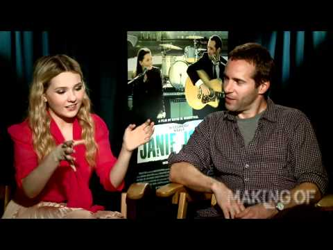 Abigail Breslin and Alessandro Nivola talk 'Janie Jones'