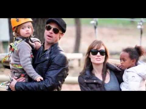 Angelina Jolie & Brad Pitt's Kids Are All Grown Up || See Gorgeous Pic 2016