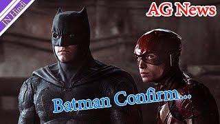 Batman CONFIRMED for Flashpoint Movie AG Media News