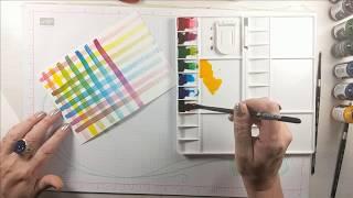All About Hero Arts Liquid Watercolor