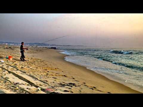 Angeiras praia - Lavra - Matosinhos - PORTUGAL - ( Varia��es - Noite ) - HD / HQ
