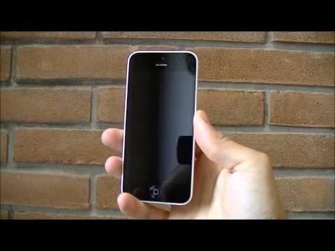 Apple iPhone 5c unboxing ita e avvio da EsperienzaMobile