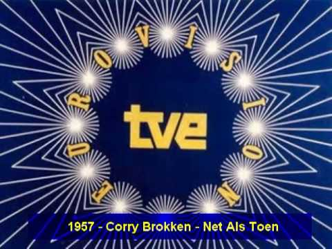 1957 - Corry Brokken
