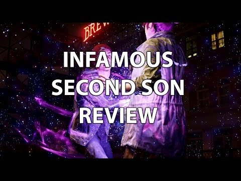 Infamous Second Son Review PS4 PlayStation 4