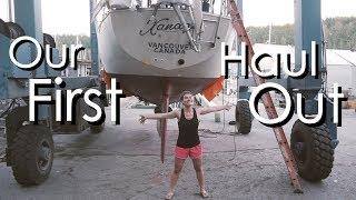 Some DIY Boat Repairs and Preparations - Walde Sailing ep.66 (Vancouver Island)