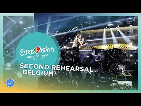Sennek - A Matter Of Time - Exclusive Rehearsal Clip - Belgium - Eurovision 2018